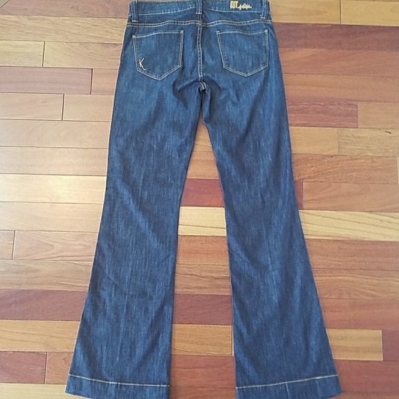Kut from the Kloth Jeans - Kut from the Kloth Maggy Flare Jeans