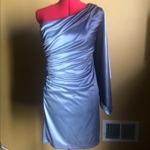 NWOT Adrianna Papell Ombré Formal Dress