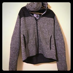 Point Zero Fleece Hoodie-Jacket - Large (NWOT)
