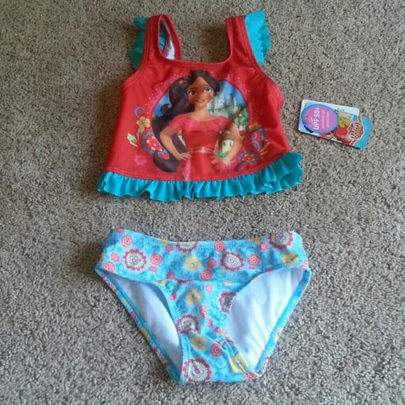 9fbbe1e526490 Disney Swim | Elena Of Avalor Bikini | Poshmark