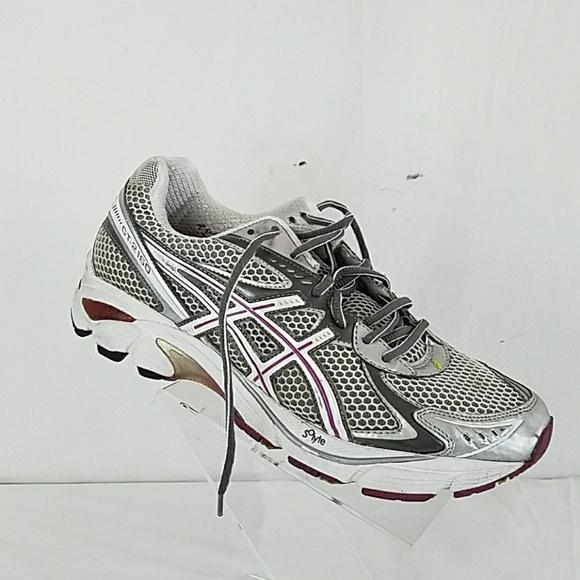Womens Asics Gel Kayano 20 Size 8 scarpa Gt 2160 Asics Gray