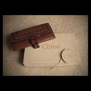 Handbags - Chloe Marcie Continental Wallet