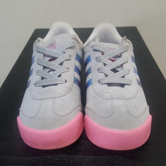 3fc746eaebadab adidas Other - Toddler Girl Adidas Samoa Sneakers
