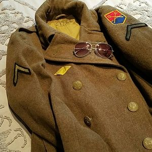 Other - 🎉3XHP🎉Military Coat
