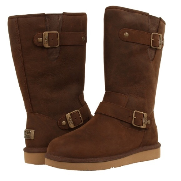 7b5a4944169 UGG Australia Sutter Leather   UGGpure Boots
