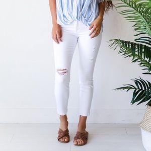 Pistola white jeans
