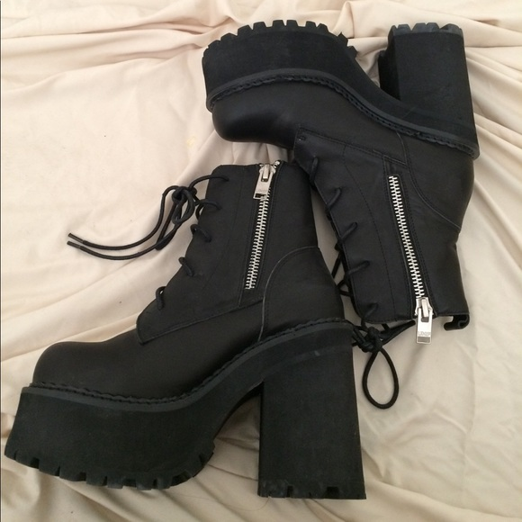54d77e3c6f1b5 UNIF CHOKE BOOT. M 59d408be4225bed33005762e