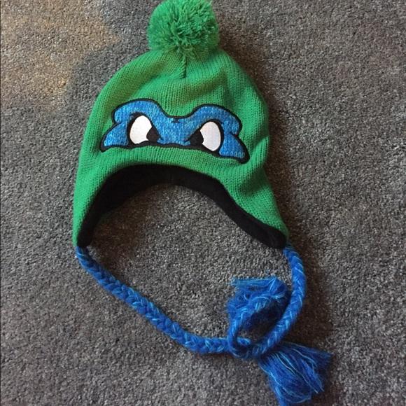 89f0baf95 Teenage Mutant NInja Turtles (Leonardo) winter hat
