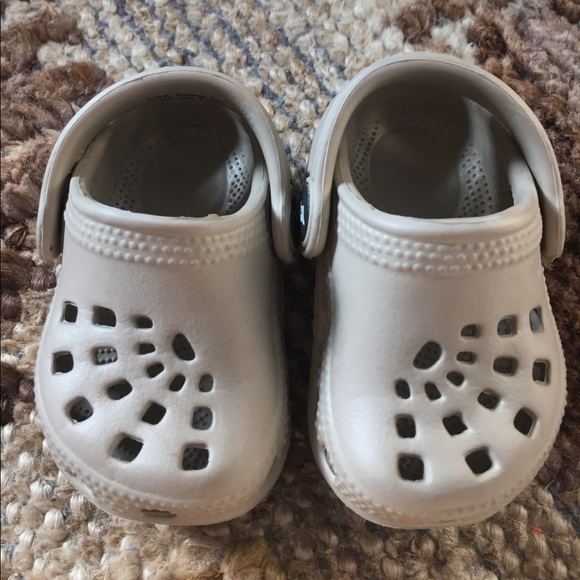 Doggers Other - Baby Crocs style shoes. Excellent Condition.