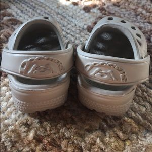 Doggers Shoes - Baby Crocs style shoes. Excellent Condition.