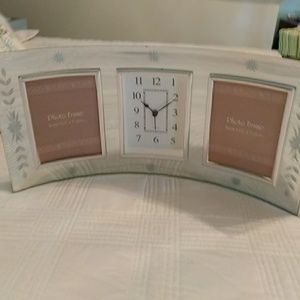Curved Glass Clock/Frames