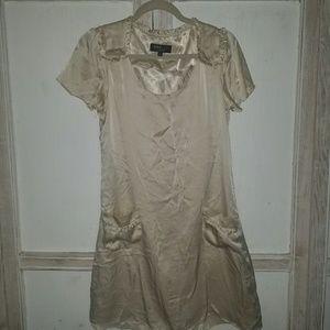 ABS Silk Dress