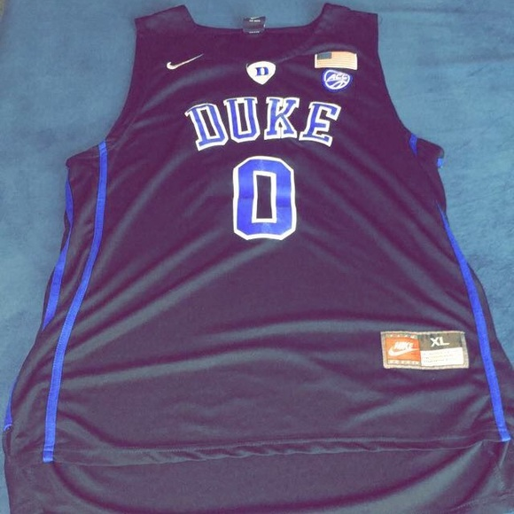 save off 56ef5 8ab06 Jayson Tatum Duke jersey
