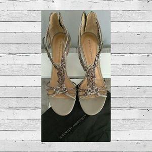 🎄Sigerson Morrison Strapy Heels