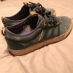 Adidas x The Hundreds x LA Lakers shoes 9.5