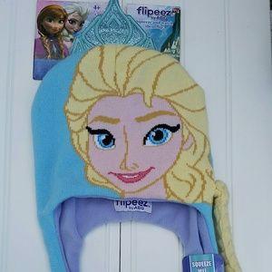 Other - Elsa flipeez beanie hat
