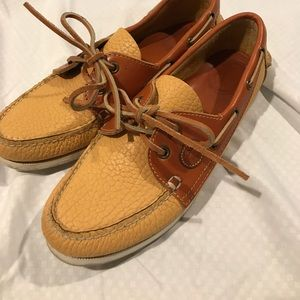 Authentic Dooney & Bourke Boat shoes/ Loafers