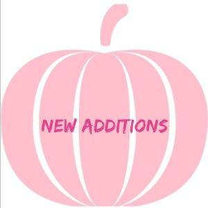 🎀 New Addtions 🎀
