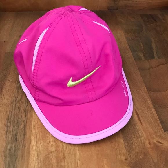 53d647993de29 Infant girls Nike dri-fit hat.