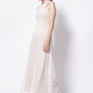 Swan by VGY Anais Racerback Maxi Dress