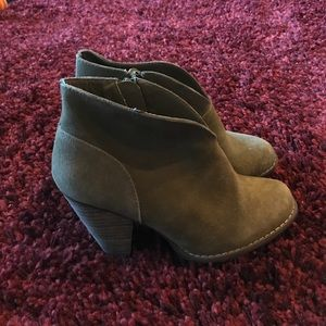 N.Y.L.A Patrice Leather Bootie