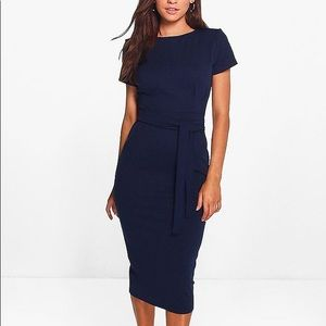 Dresses & Skirts - NAVY tailored midi
