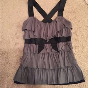 NWOT!! So cute and sexy Jessica Simpson tank!