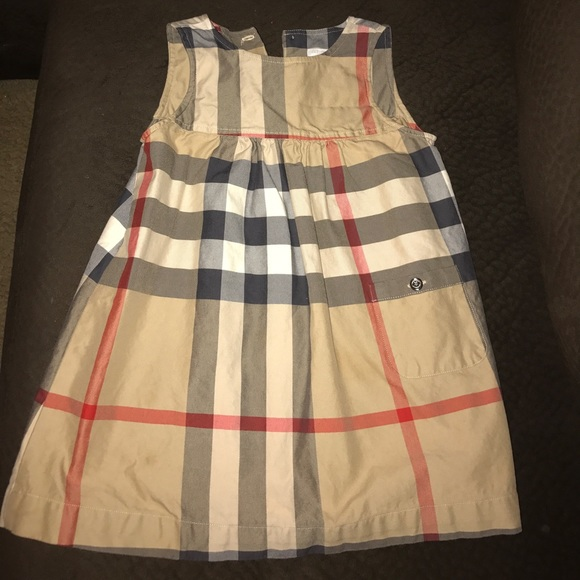 68c6e8f93 Burberry Dresses | Childrens Dress | Poshmark