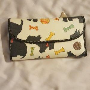 Dooney & Bourke Scottie wallet