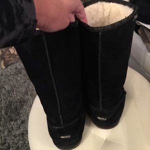 EMU black boots