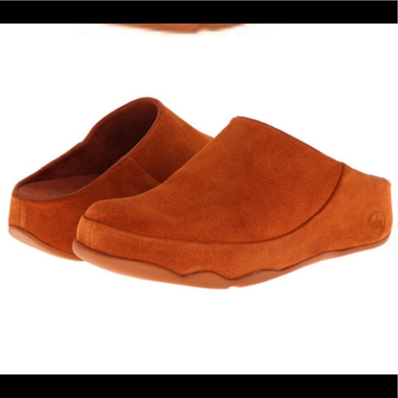 759bae17098850 Fitflop Shoes - Fitflop gogh moc shoes 317-097 burnt orange 10