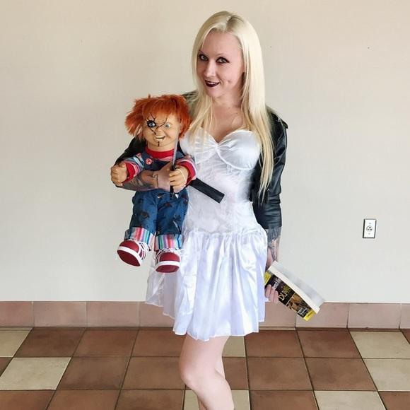 Dresses Bride Of Chucky Costume Poshmark