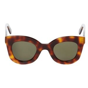 63809d30ae753 Celine Accessories - Celine Baby Marta sunglasses in Havana
