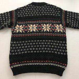 Marks Spencer Sweaters Mens St Michael Marks Spencer Fair Isle