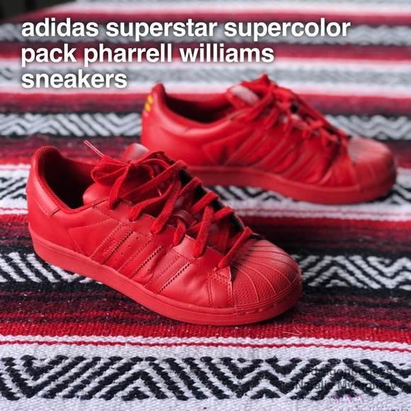 acb8d2676995 adidas Shoes - Adidas Superstar Supercolor Pack Pharrell Williams