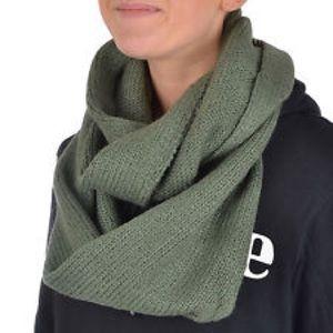 Adidas NEO chunky knit infinity scarf