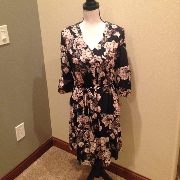 fee04db9a8 Stitch Fix 41 Hawthorn Cristen Shirt Dress Med