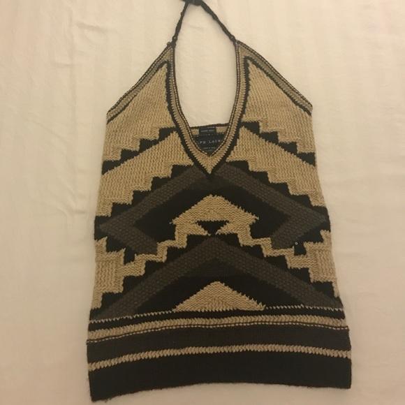 Ralph Lauren Hand Knit Women's Sweater