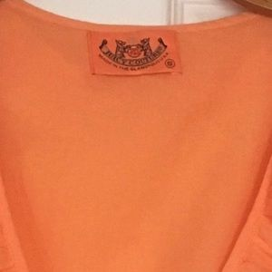 Juicy Couture Tops - Juicy Couture | Tangerine Dream Top