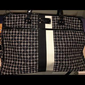 Kate Spade carry on bag or weekend bag