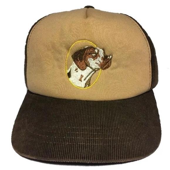 2a2597d81d4 Vintage Winchester Hunting Hat Corduroy. M 59d44f62620ff7af8506f027