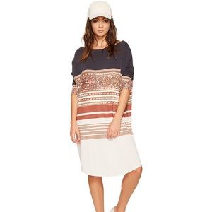 NWT FREE PEOPLE Steppin Out Tee Sz M