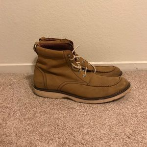 Wolverine Moc Toe Boots