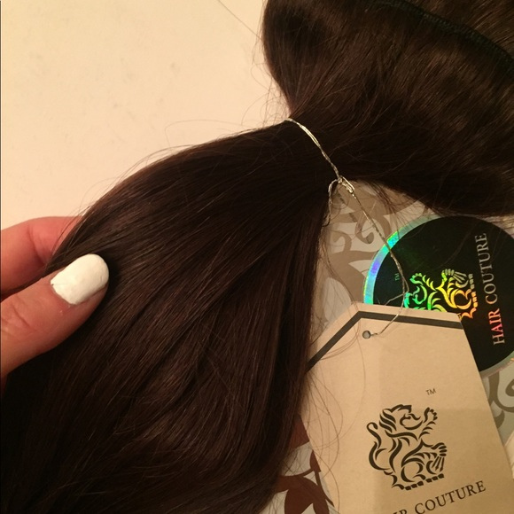 Accessories Hair Couture Clip On Hair Extensions Poshmark