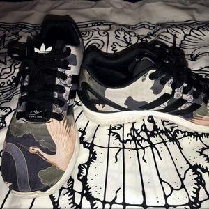 new concept 484aa 589a8 adidas Shoes - Adidas x Rita Ora Torsion ZX Flux