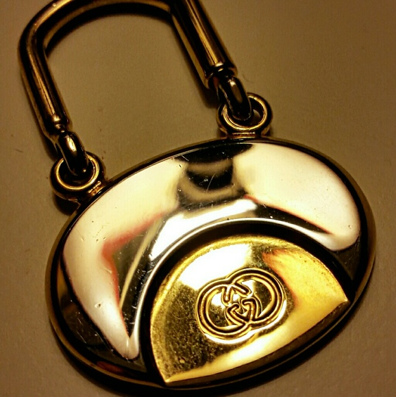 d916be799a1 Gucci Other - Vintage GUCCI Key Ring