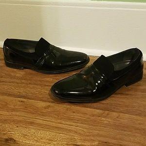 2f01a84be2f68 Giorgio Brutini Shoes - Giorgio Brutini Black Patent Leather Tuxedo Shoes