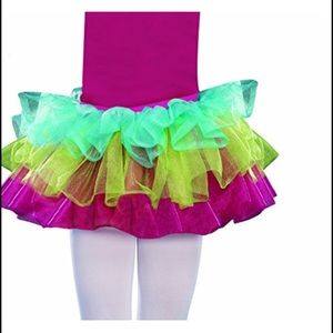 Other - NWT Shimmer Tiered Tutu Dance Costume