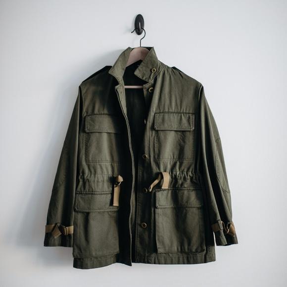 Theory Jackets Coats Thornwood Washed Chino Jacket Poshmark