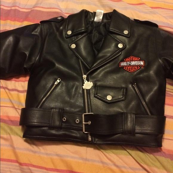 bcd99cbb Harley-Davidson Jackets & Coats   Kids Harley Davidson Jacket Size 5 ...